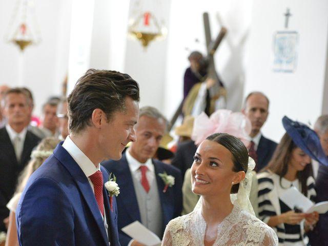 La boda de Franklin y Albane en Santa Maria (Isla De Ibiza), Islas Baleares 23