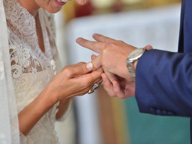 La boda de Franklin y Albane en Santa Maria (Isla De Ibiza), Islas Baleares 24