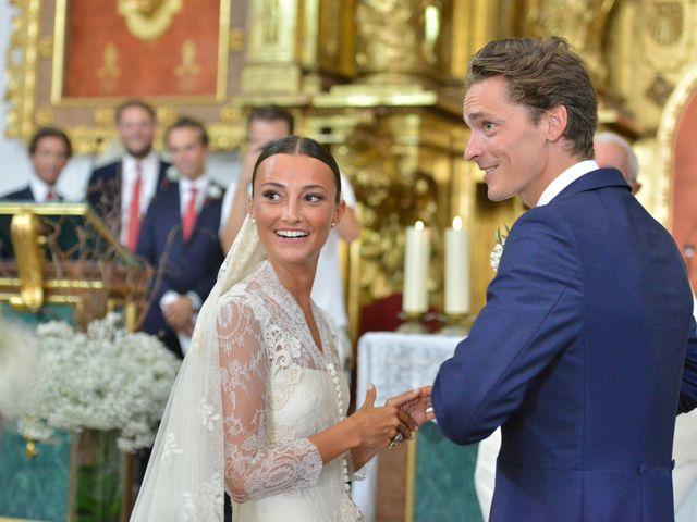 La boda de Franklin y Albane en Santa Maria (Isla De Ibiza), Islas Baleares 25