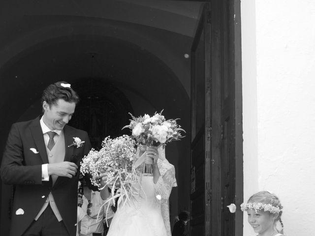 La boda de Franklin y Albane en Santa Maria (Isla De Ibiza), Islas Baleares 30