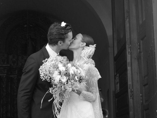 La boda de Franklin y Albane en Santa Maria (Isla De Ibiza), Islas Baleares 31