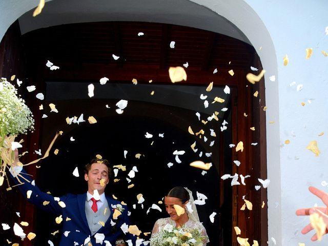 La boda de Franklin y Albane en Santa Maria (Isla De Ibiza), Islas Baleares 32