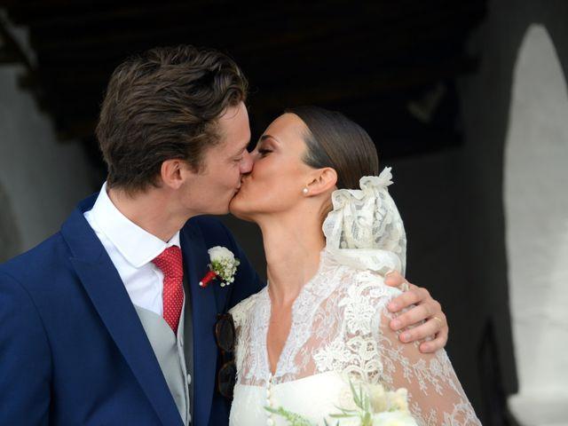 La boda de Franklin y Albane en Santa Maria (Isla De Ibiza), Islas Baleares 33