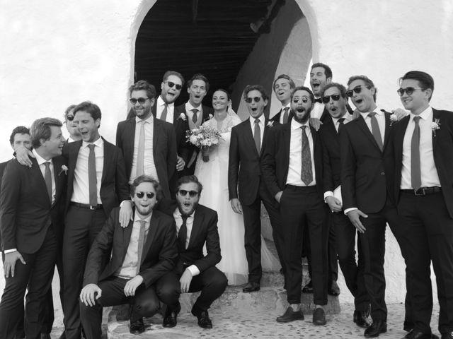La boda de Franklin y Albane en Santa Maria (Isla De Ibiza), Islas Baleares 34