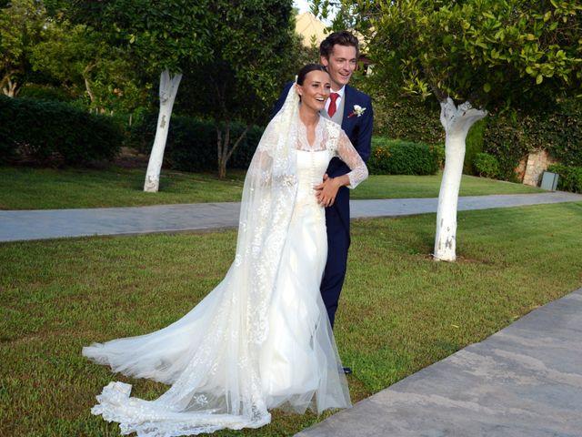 La boda de Franklin y Albane en Santa Maria (Isla De Ibiza), Islas Baleares 39