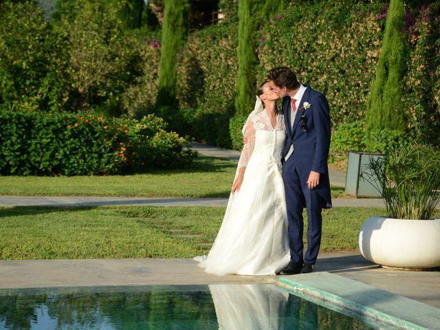 La boda de Franklin y Albane en Santa Maria (Isla De Ibiza), Islas Baleares 41