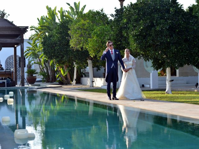 La boda de Franklin y Albane en Santa Maria (Isla De Ibiza), Islas Baleares 44