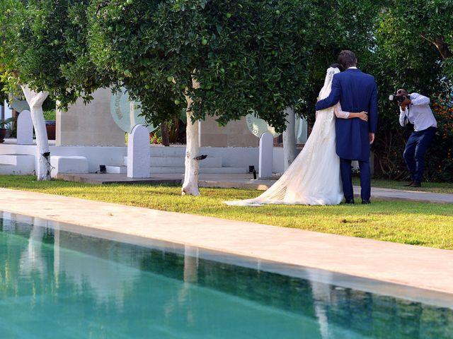 La boda de Franklin y Albane en Santa Maria (Isla De Ibiza), Islas Baleares 45
