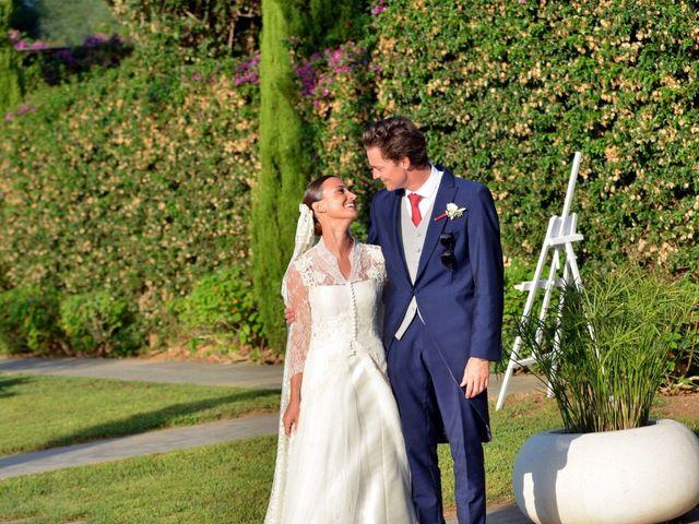 La boda de Franklin y Albane en Santa Maria (Isla De Ibiza), Islas Baleares 48