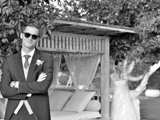 La boda de Franklin y Albane en Santa Maria (Isla De Ibiza), Islas Baleares 51