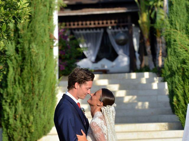 La boda de Franklin y Albane en Santa Maria (Isla De Ibiza), Islas Baleares 52