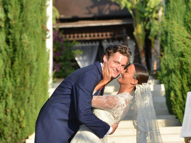 La boda de Franklin y Albane en Santa Maria (Isla De Ibiza), Islas Baleares 53