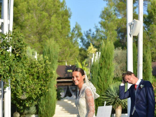 La boda de Franklin y Albane en Santa Maria (Isla De Ibiza), Islas Baleares 54
