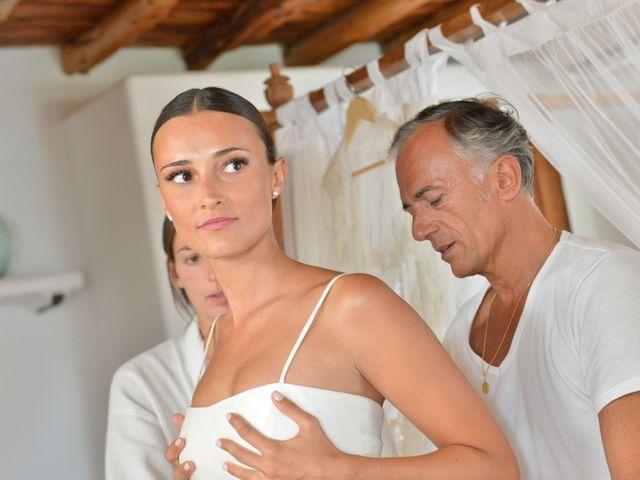 La boda de Franklin y Albane en Santa Maria (Isla De Ibiza), Islas Baleares 62