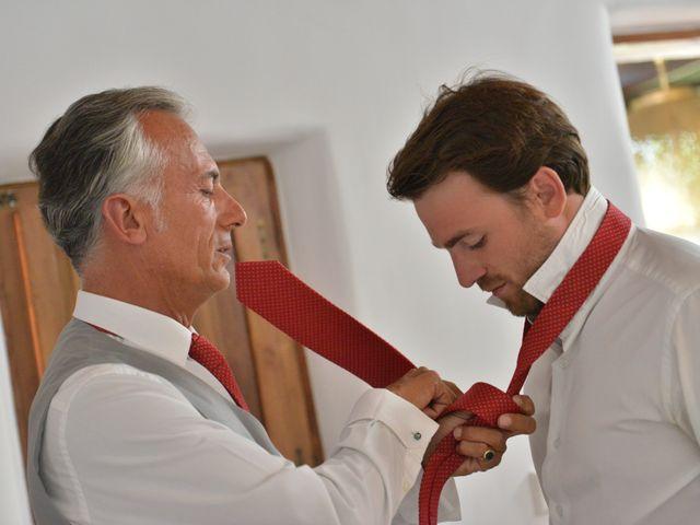 La boda de Franklin y Albane en Santa Maria (Isla De Ibiza), Islas Baleares 67