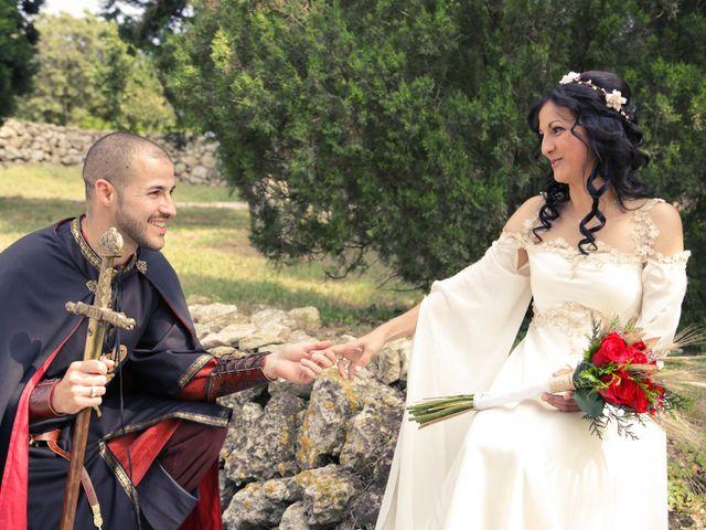 La boda de Marcel y Laura en Olerdola, Barcelona 1