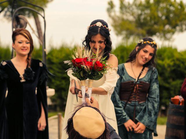 La boda de Marcel y Laura en Olerdola, Barcelona 2