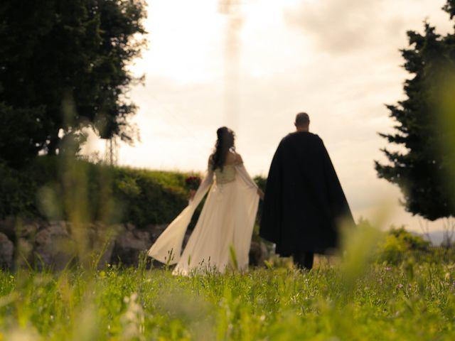 La boda de Marcel y Laura en Olerdola, Barcelona 9