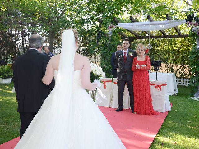 La boda de Esther y Álvaro en Madrid, Madrid 4