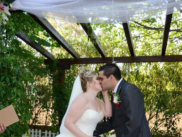La boda de Esther y Álvaro en Madrid, Madrid 5