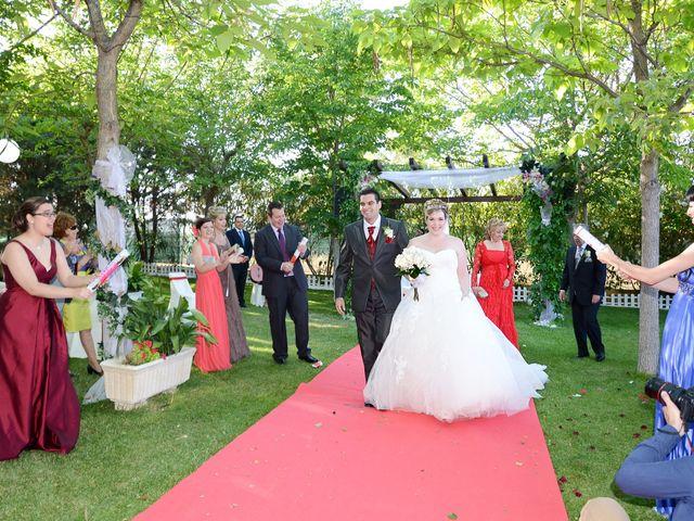 La boda de Esther y Álvaro en Madrid, Madrid 7