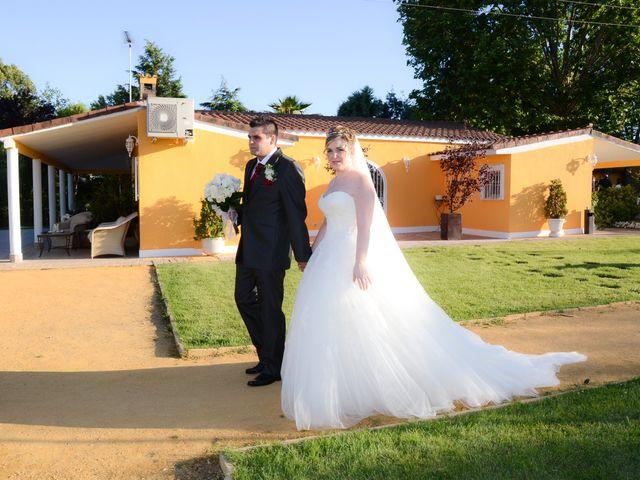 La boda de Esther y Álvaro en Madrid, Madrid 10