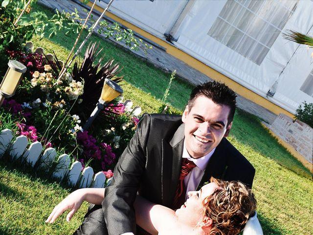 La boda de Esther y Álvaro en Madrid, Madrid 16