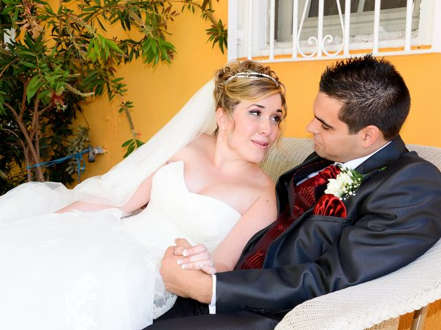 La boda de Esther y Álvaro en Madrid, Madrid 22
