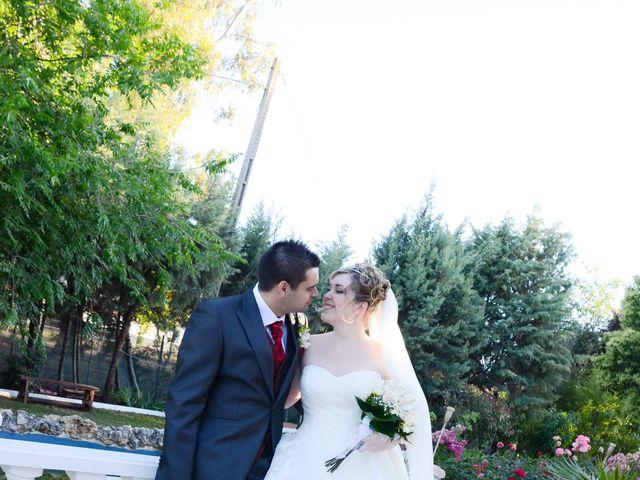 La boda de Esther y Álvaro en Madrid, Madrid 23