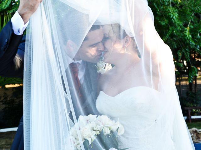 La boda de Esther y Álvaro en Madrid, Madrid 25