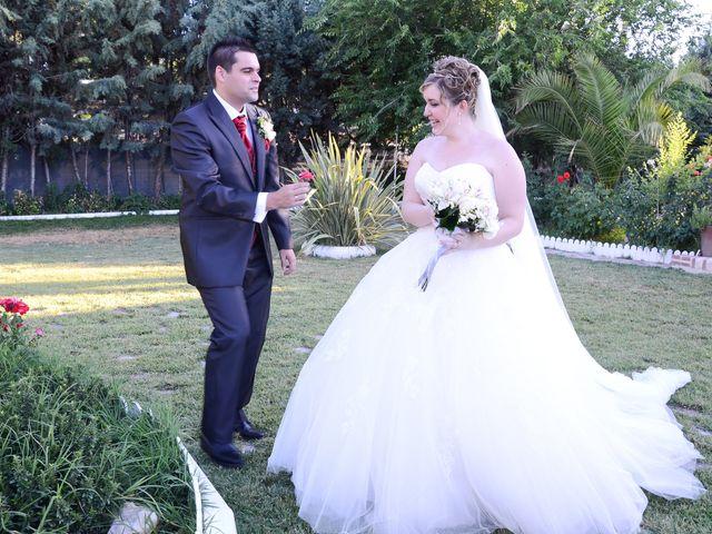 La boda de Esther y Álvaro en Madrid, Madrid 26