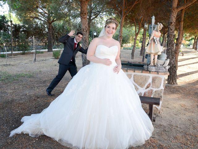La boda de Esther y Álvaro en Madrid, Madrid 31