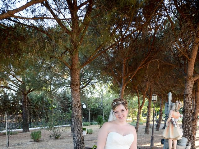 La boda de Esther y Álvaro en Madrid, Madrid 33