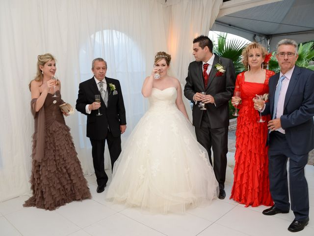 La boda de Esther y Álvaro en Madrid, Madrid 37