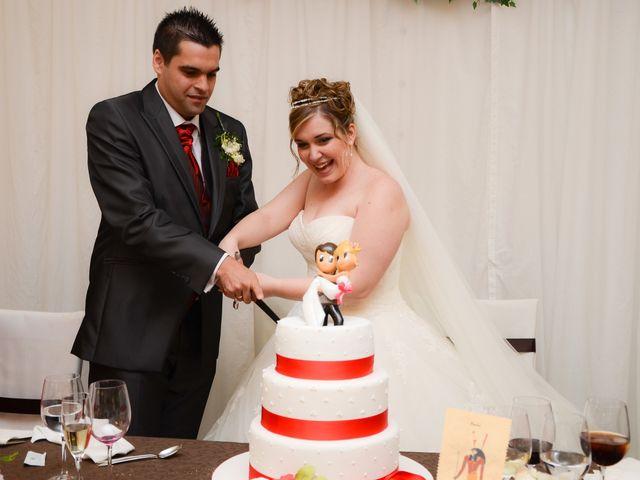 La boda de Esther y Álvaro en Madrid, Madrid 42