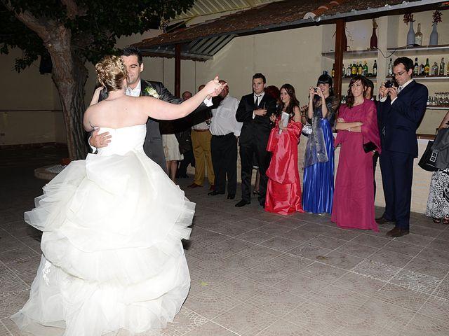 La boda de Esther y Álvaro en Madrid, Madrid 46