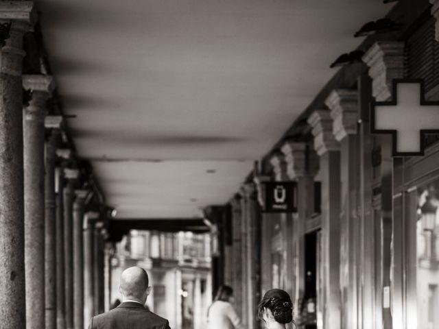 La boda de Dani y Rocío en Valladolid, Valladolid 3