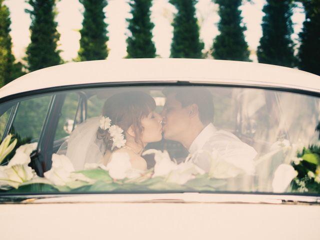 La boda de Eli y Ramón