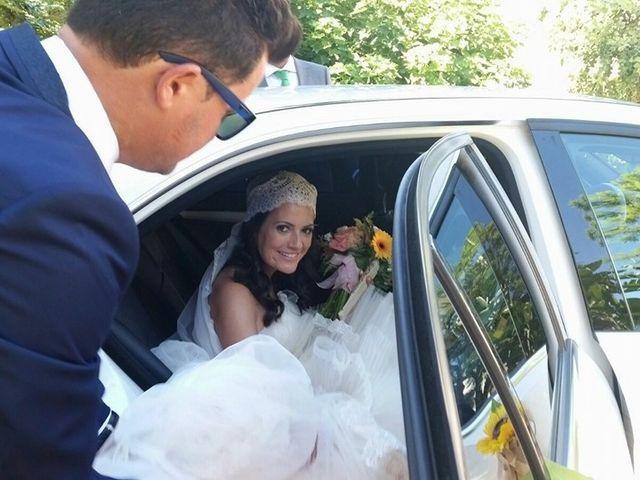 La boda de Poly y Moi en Alhaurin De La Torre, Málaga 2