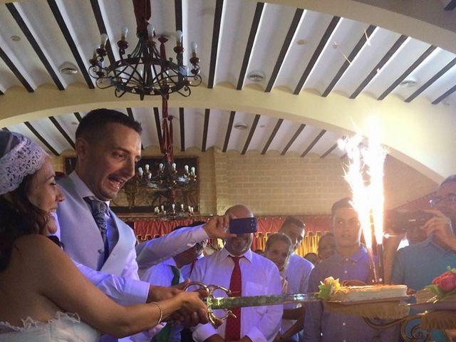 La boda de Poly y Moi en Alhaurin De La Torre, Málaga 5