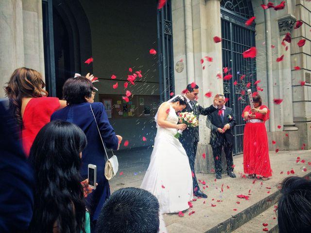 La boda de Giancarlo y Judith en Barcelona, Barcelona 7