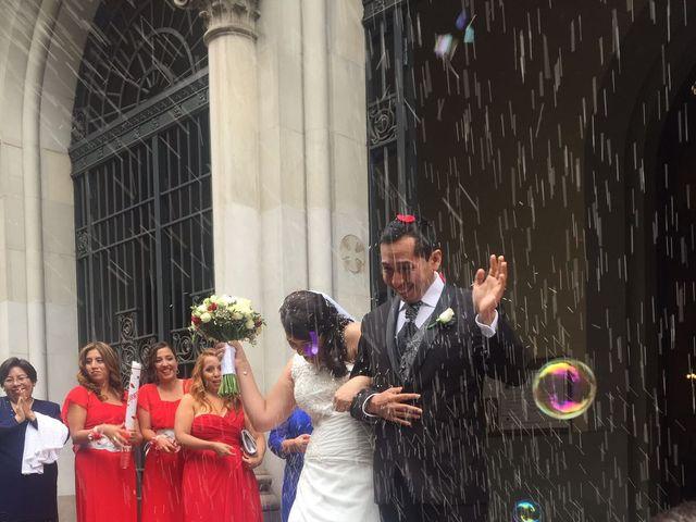 La boda de Giancarlo y Judith en Barcelona, Barcelona 8