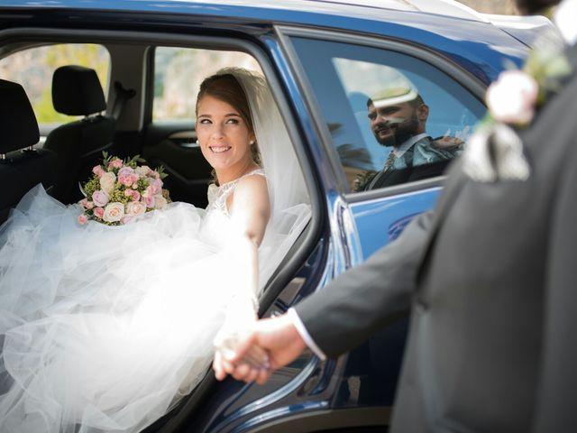 La boda de Cristian y Samantha en Castellote, Teruel 1