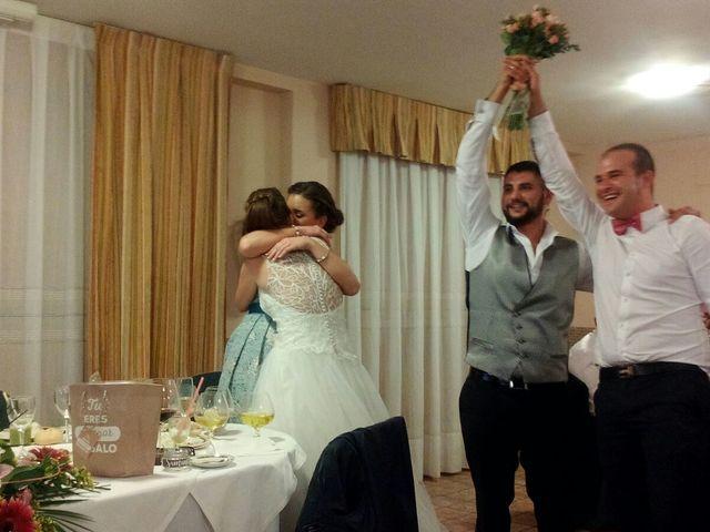 La boda de Cristian y Samantha en Castellote, Teruel 5