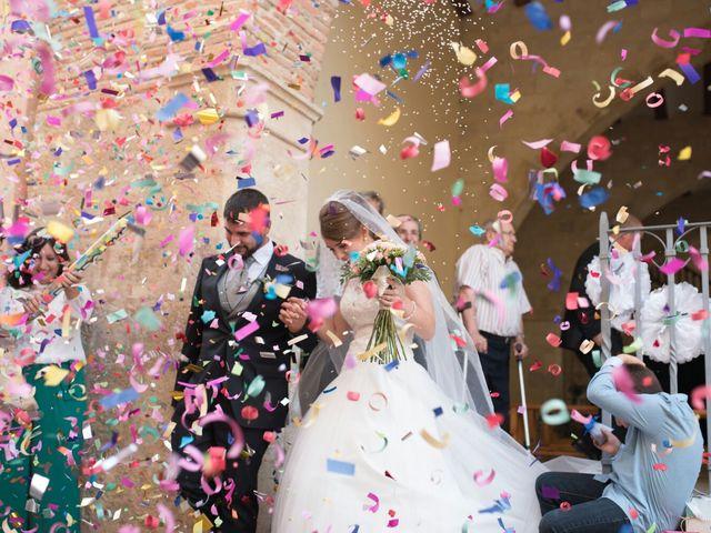 La boda de Cristian y Samantha en Castellote, Teruel 6