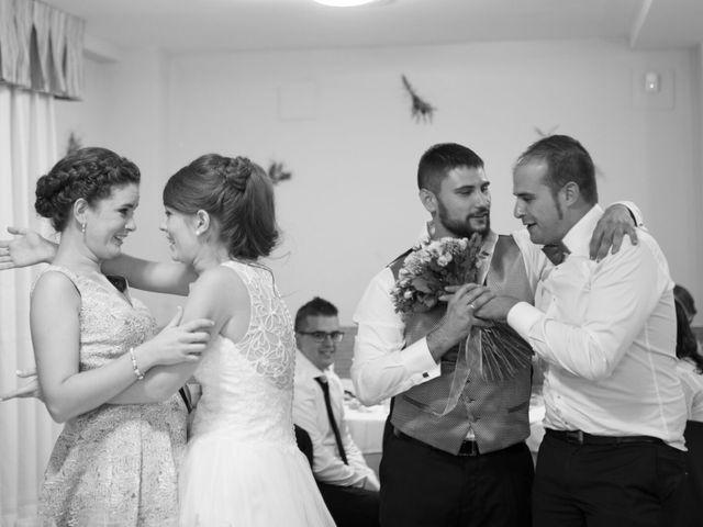 La boda de Cristian y Samantha en Castellote, Teruel 7