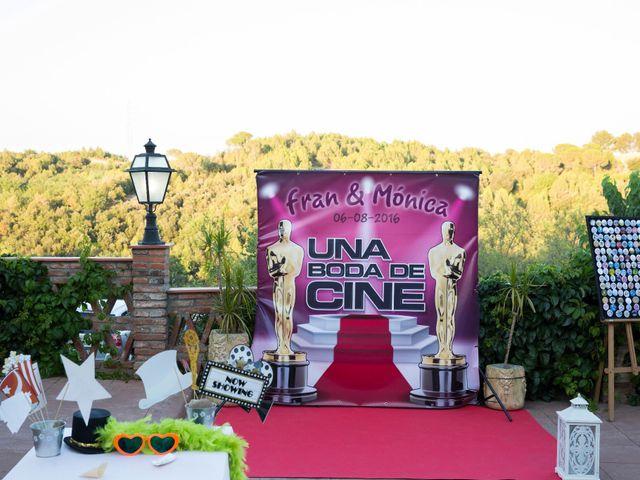 La boda de Fran y Mónica en Sabadell, Barcelona 8