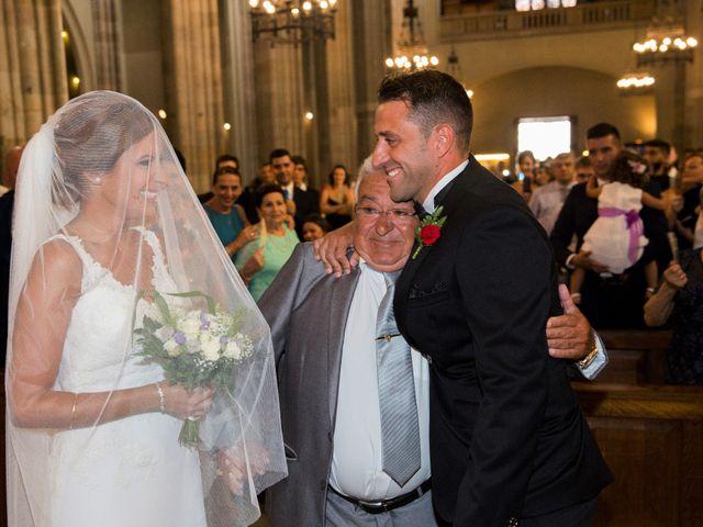 La boda de Fran y Mónica en Sabadell, Barcelona 23