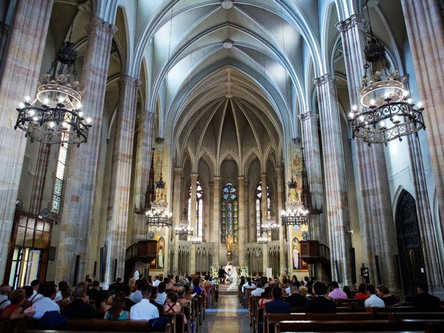 La boda de Fran y Mónica en Sabadell, Barcelona 24