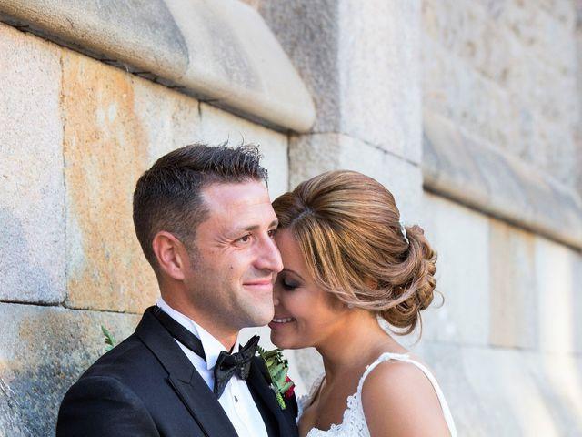 La boda de Mónica y Fran